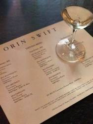 orin swift 1
